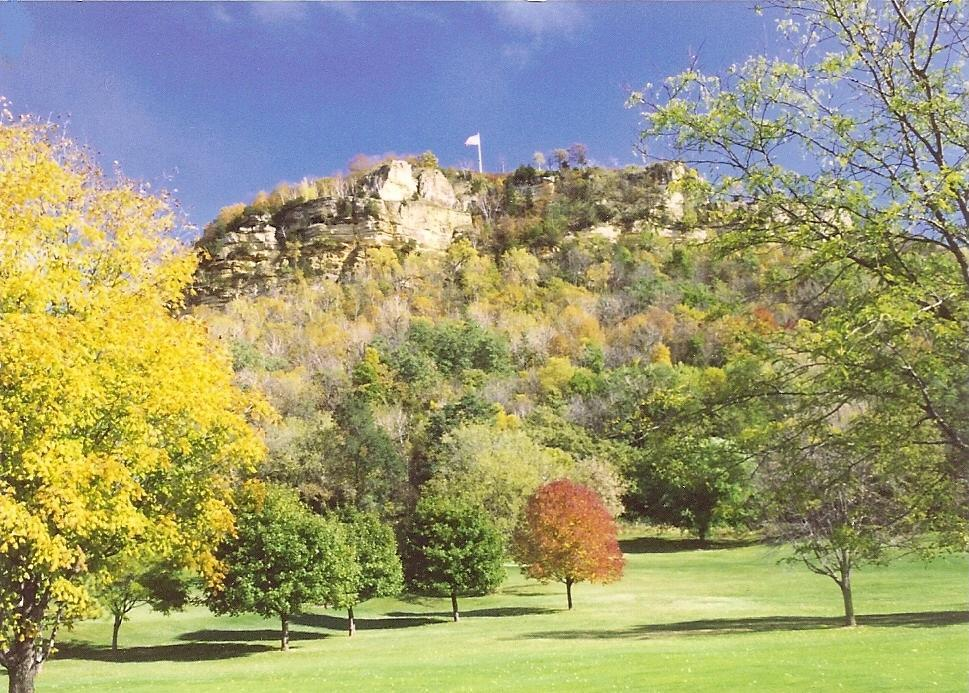 The La Crosse tourist attraction;